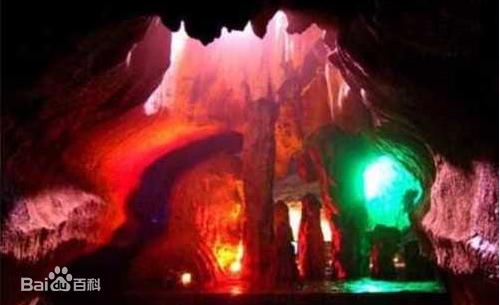 天下四绝的[太极洞],快来一起目睹溶洞的神奇奥秘吧~-安吉旅游攻略